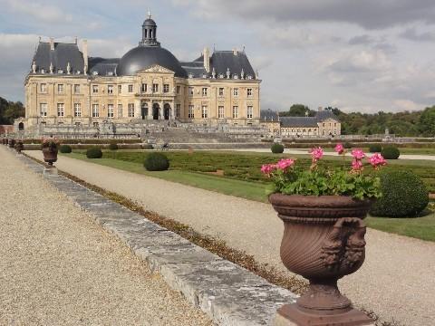 Louis XIV vert de jalousie