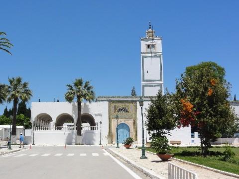 Mosquée du Bardo