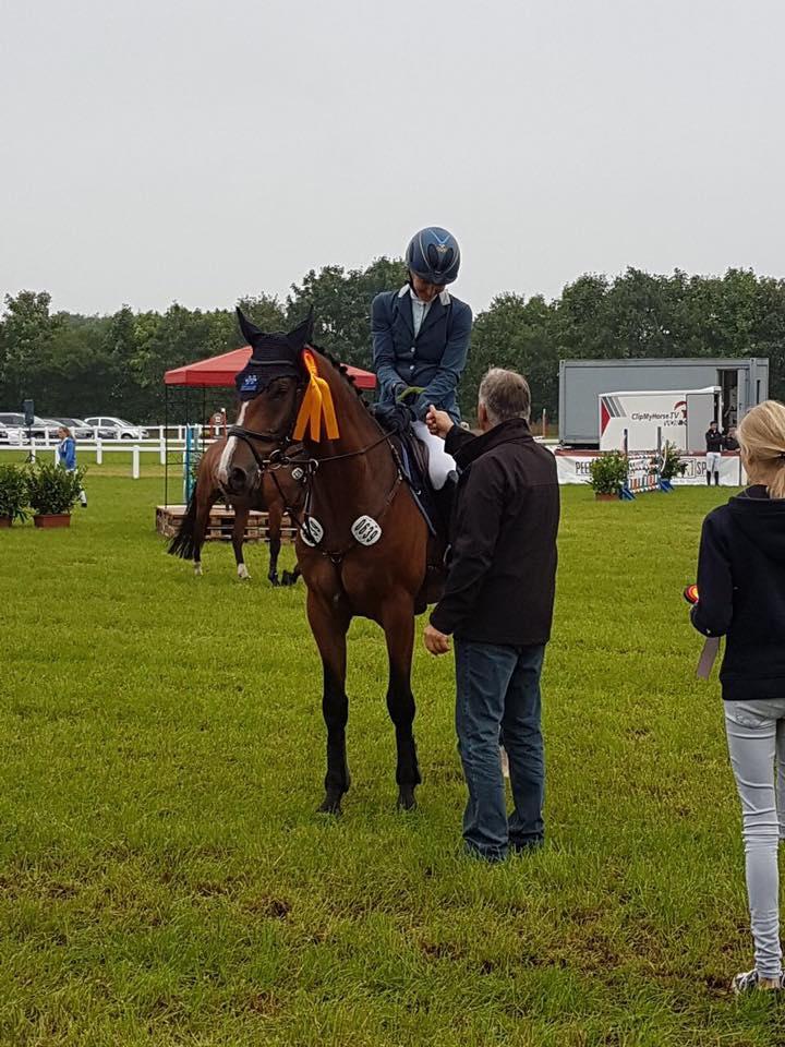 Dorotheentals Cincinnati gewinnt Springpferde A in Langstedt
