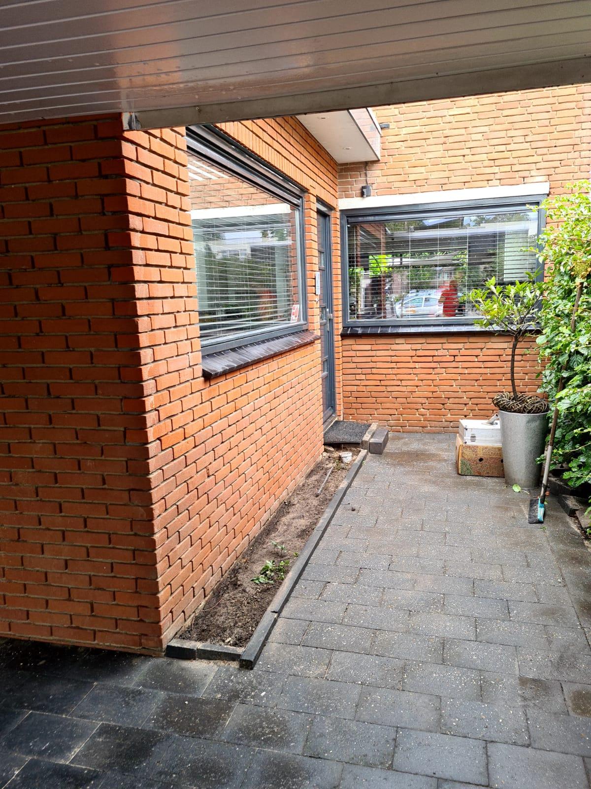 Gevelrenovatie en reiniging in Barneveld
