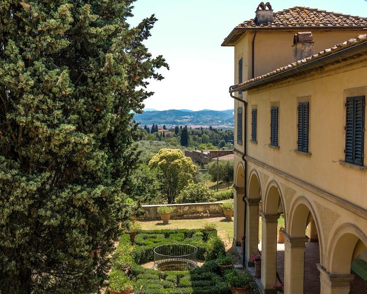 Fattoria die Maiano, Fiesole, Italy