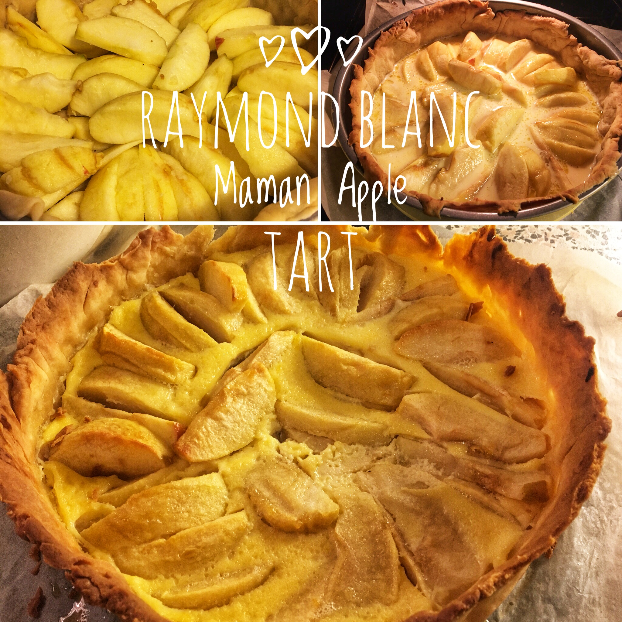 Raymond Blanc Maman Apple Tart
