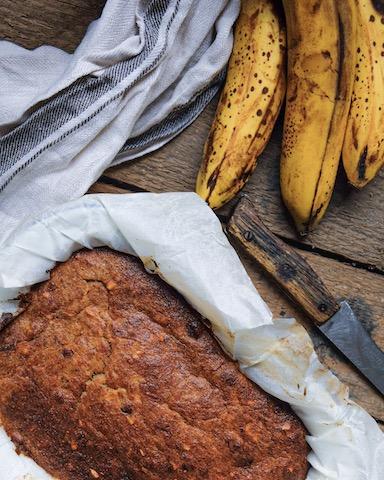 Recipe - The best banana bread