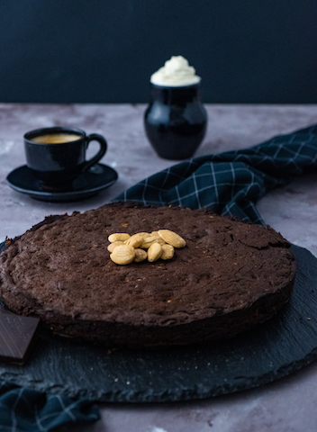 Recipe: Italian Chocolate Tart