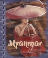 Tableau Birmanie