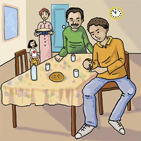 illustration diabète et autosurveillance