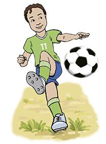 illustration diabète et sport