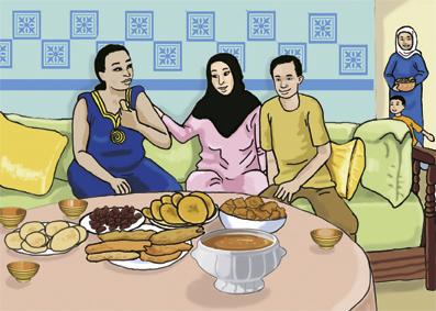 illustration diabète et ramadan
