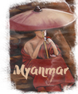 tableau Myanmar, Birmanie