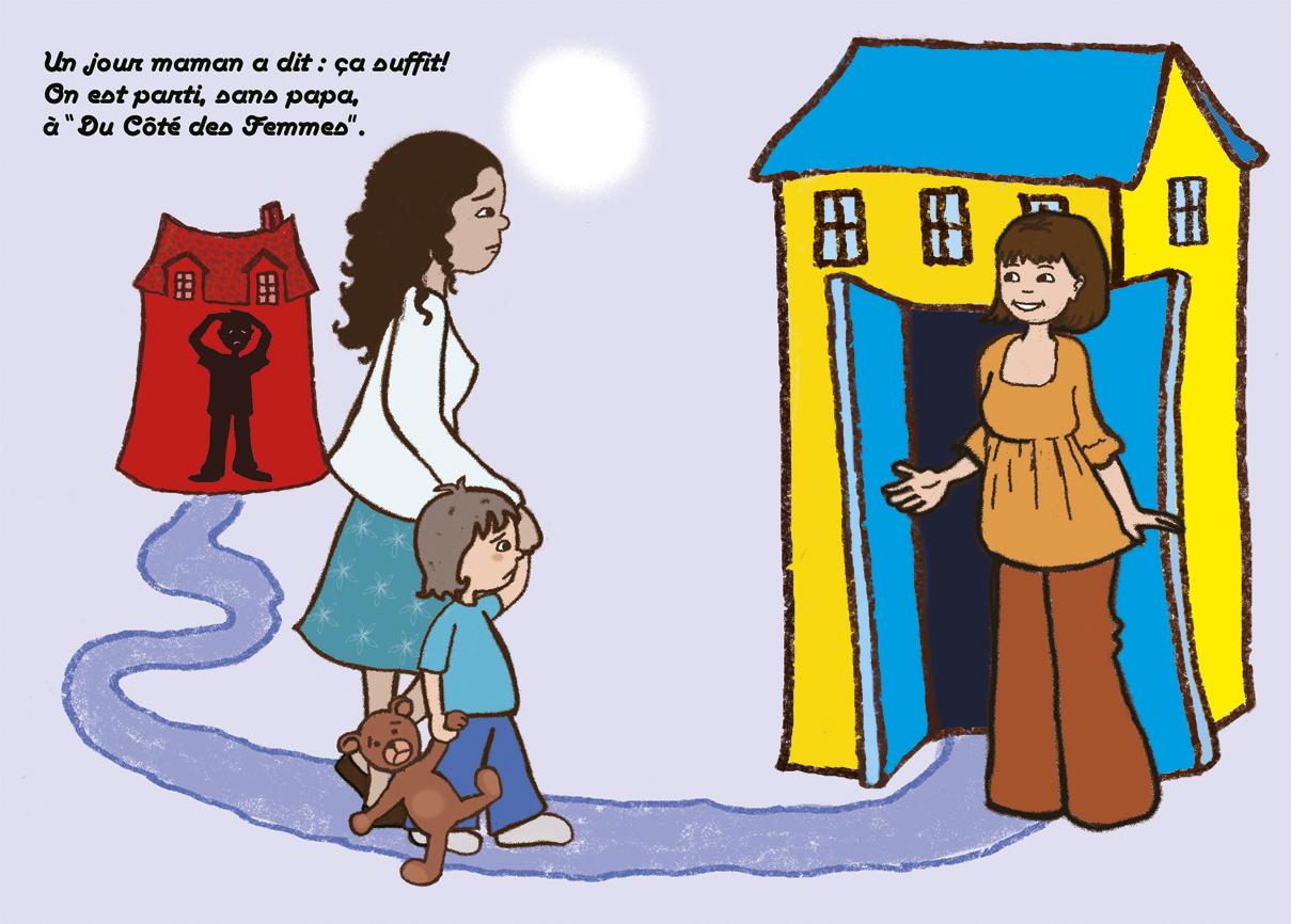 livret d'accueil enfants - violences conjugales