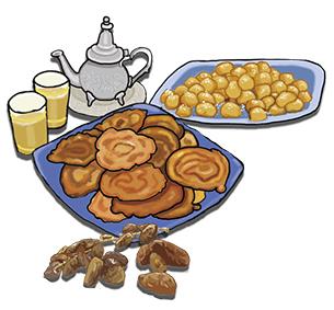 illustration diabète et alimentation