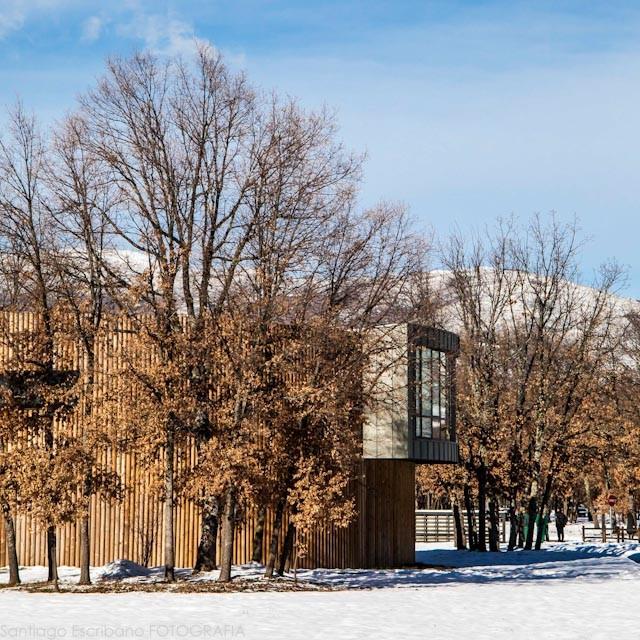 Casa del parque de Sanabria