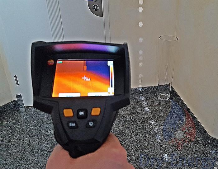 Thermographie Wärmebildkamra