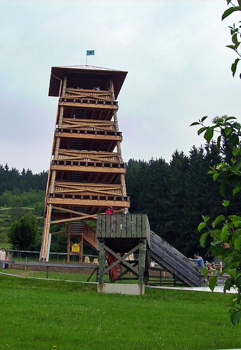 Turm St. Englmar