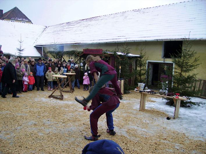 Weihnachtsmarkt Guteneck