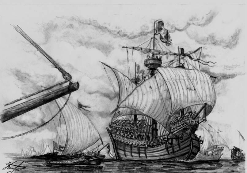 Seeschlacht von Zonchio