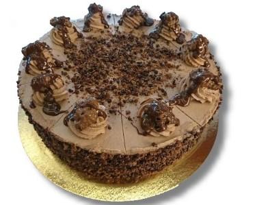 Ovomaltine - Torte