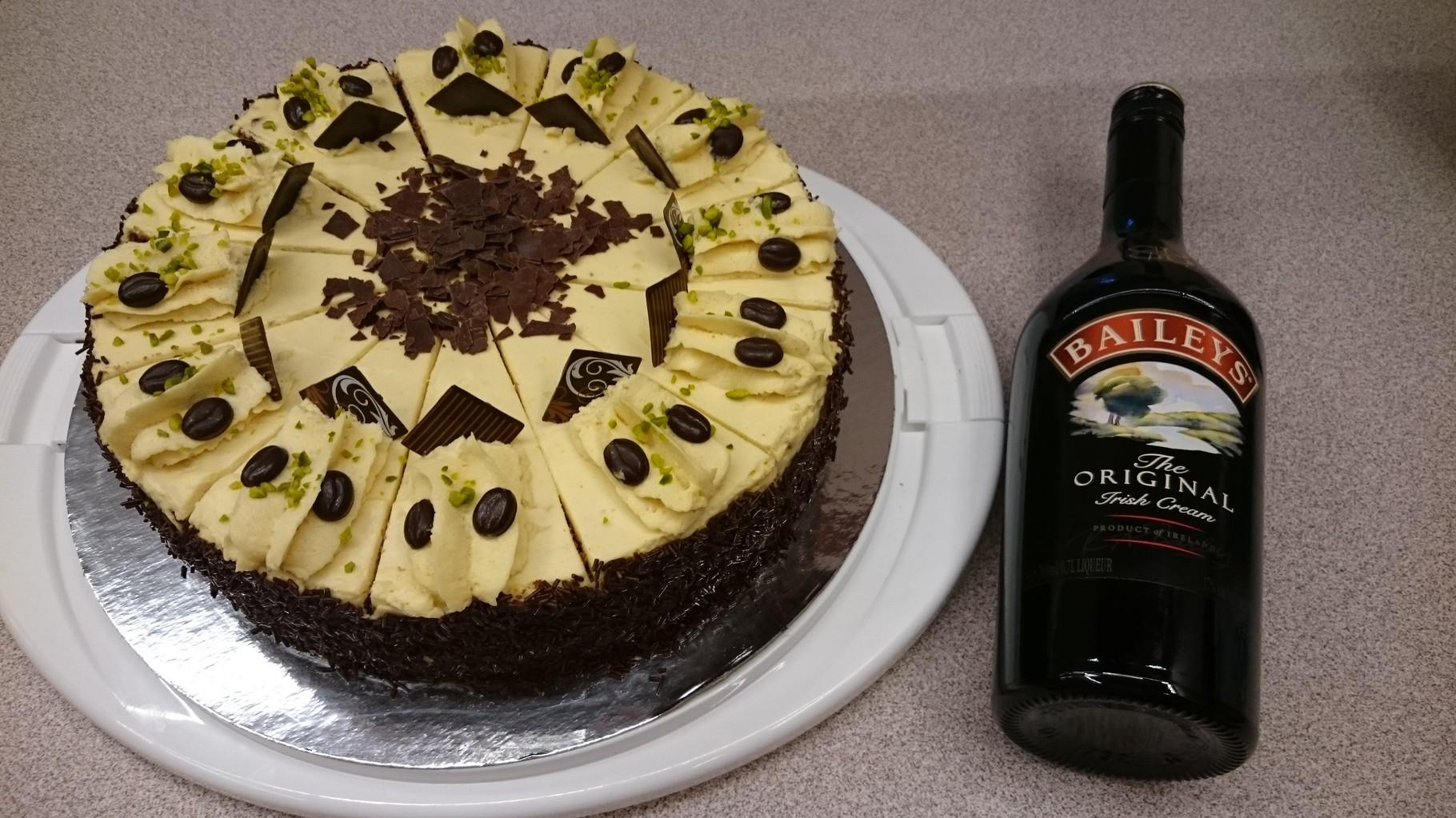Baileys Torte