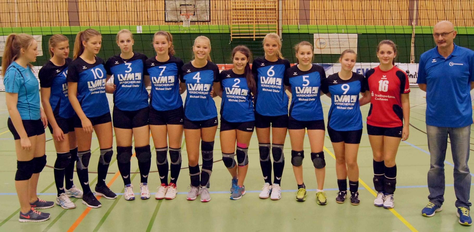 U18-als SC Hemmoor