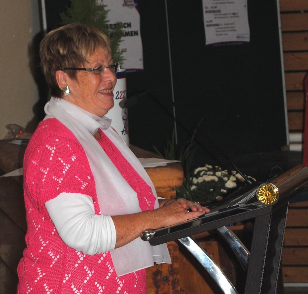 Stellvertr. Landrätin Annette Faße