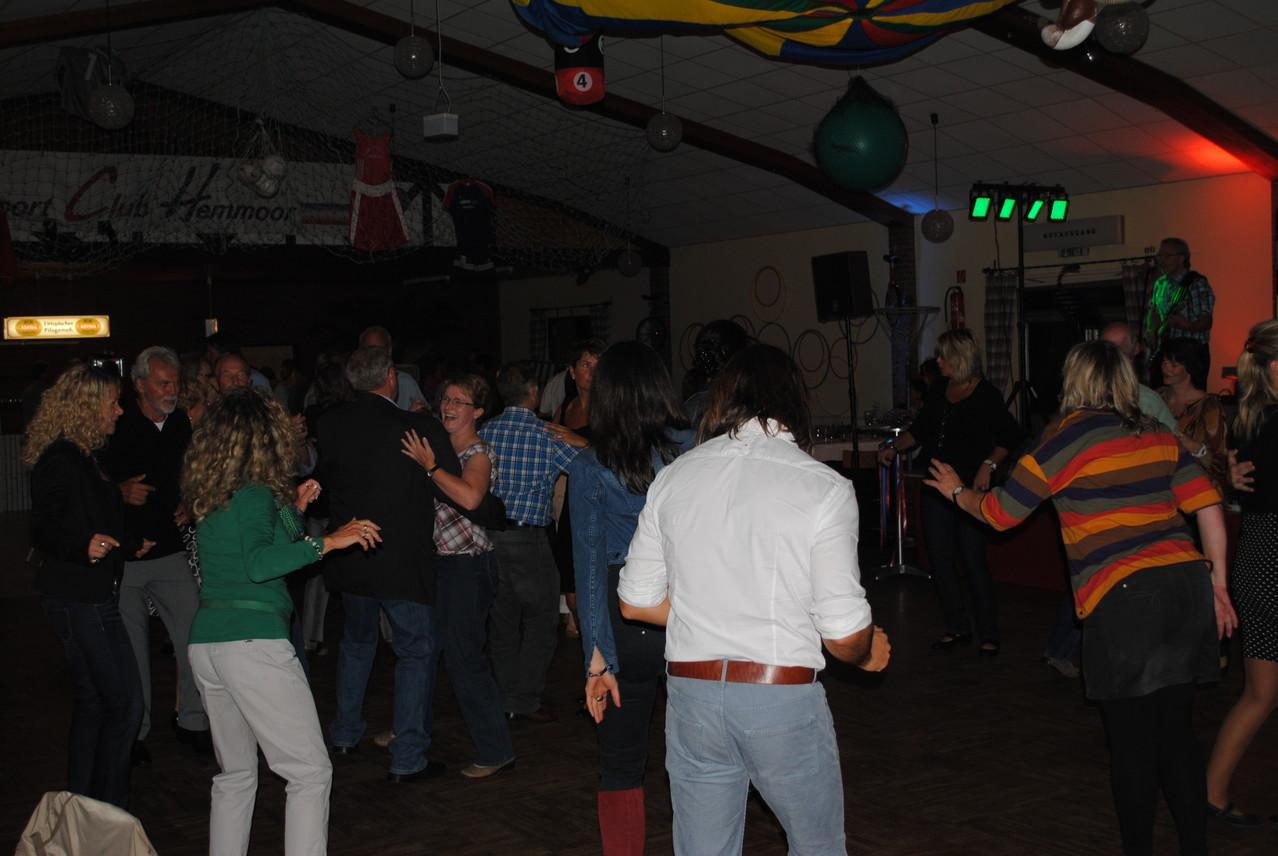 Die große Jubiläumsparty mit Tanz und Musik