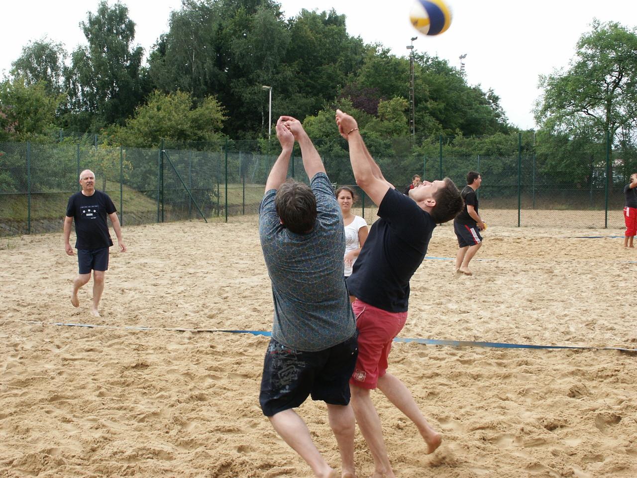 Team 'Coop SC Hemmoor - BC Cuxhaven' im Einsatz (3. Platz!)