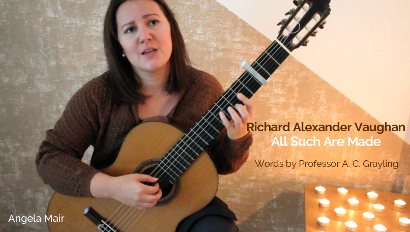 Richard Alexander Vaughan - All Such Are Made