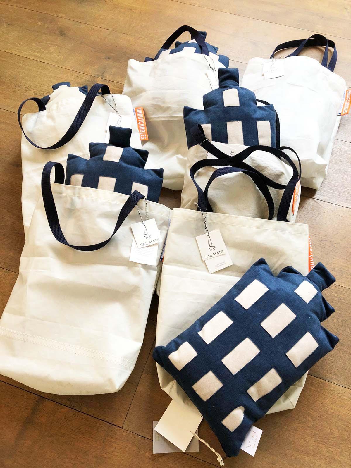 Unsere Tasche. ist Teil eines nachhaltigen Geschenkpaket von den UNDUTCHABLES