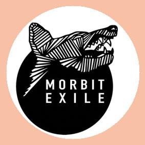 morbit exile | logo design | visob