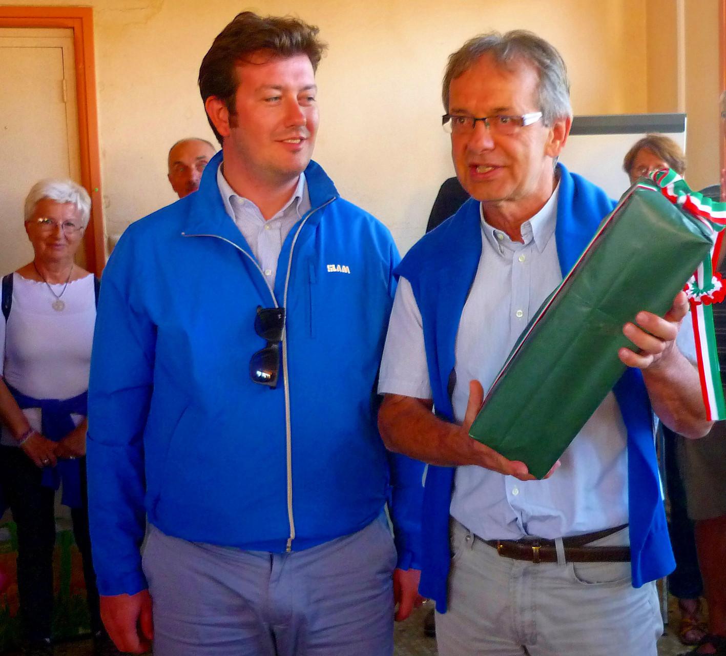 Deux maires