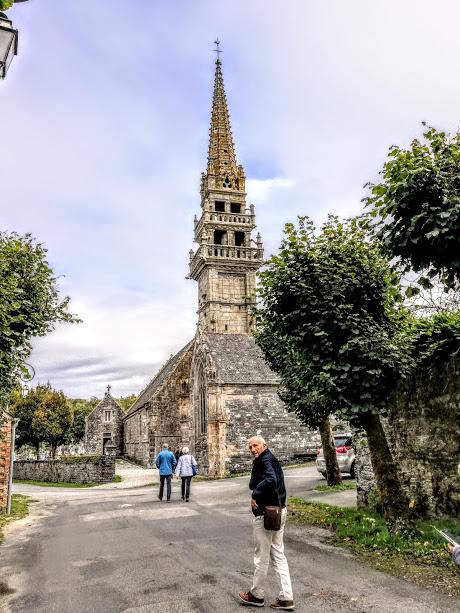 Chapelle St-Yves extérieur