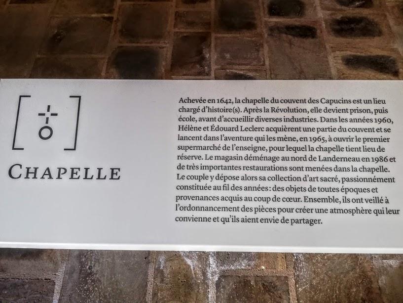 Chapelle es Capucins