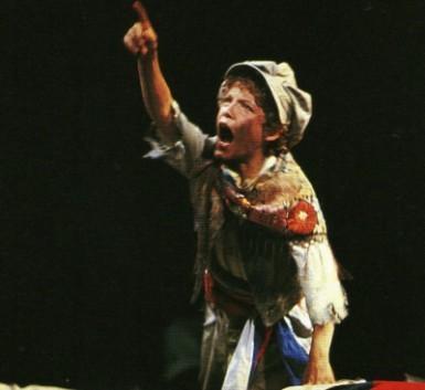 Gavroche/Les Misérables 1988