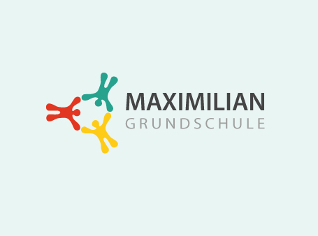 Logo / Maximilian Grundschule Maxhütte-Haidhof