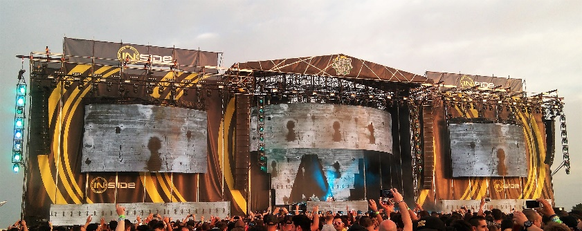 Main Stage Inside
