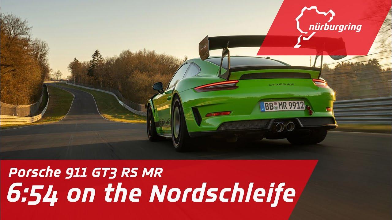 VIDÉO - Kévin Estre dompte la « Nordschleife » en Porsche 911 GT3 RS !