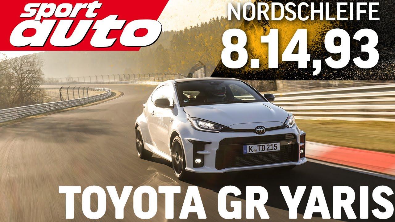 VIDÉO - Embarquez à bord de la Toyota GR Yaris au Nürburgring