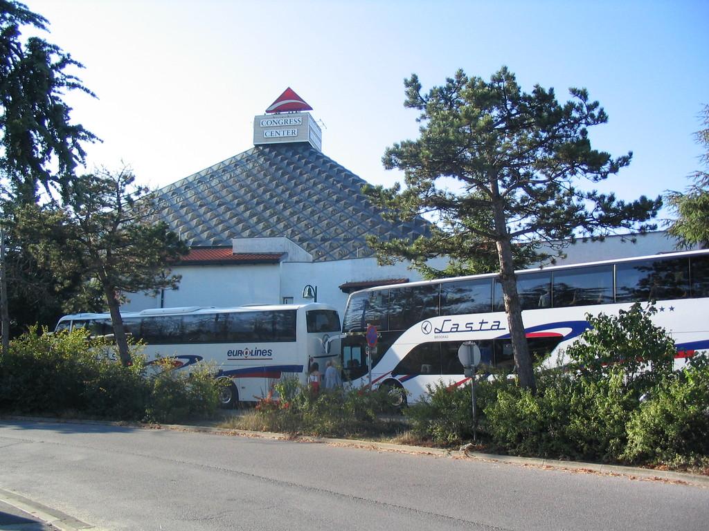 Hotel Pyramide