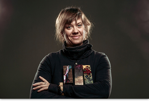 Simone Strauss, Firmeninhaberin
