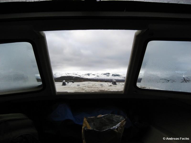 Bootsfahrt über den Møsvatn