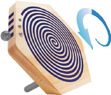 Easy Mind Produkte Zirbenholz gegen Stress Depression Burnout Entspannungsübung