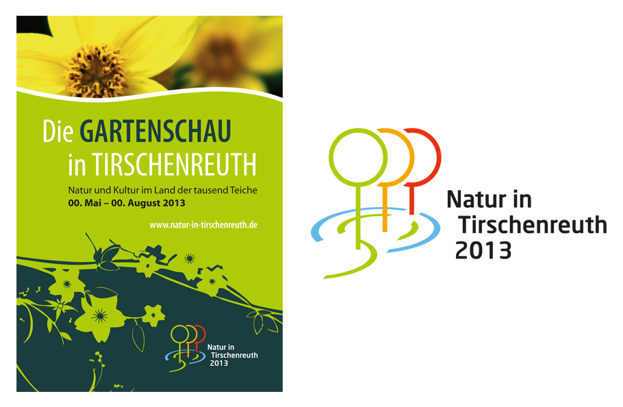 "Marketing- und Kommunikationskonzept für die ""Natur in Tirschenreuth 2013"" _ Pitch"