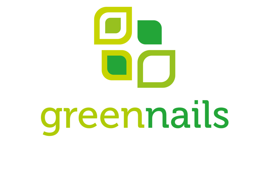 Logo Design für Green Nails _ Pitch