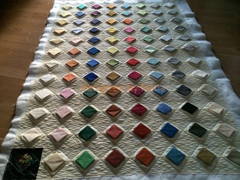Mosaikquilt