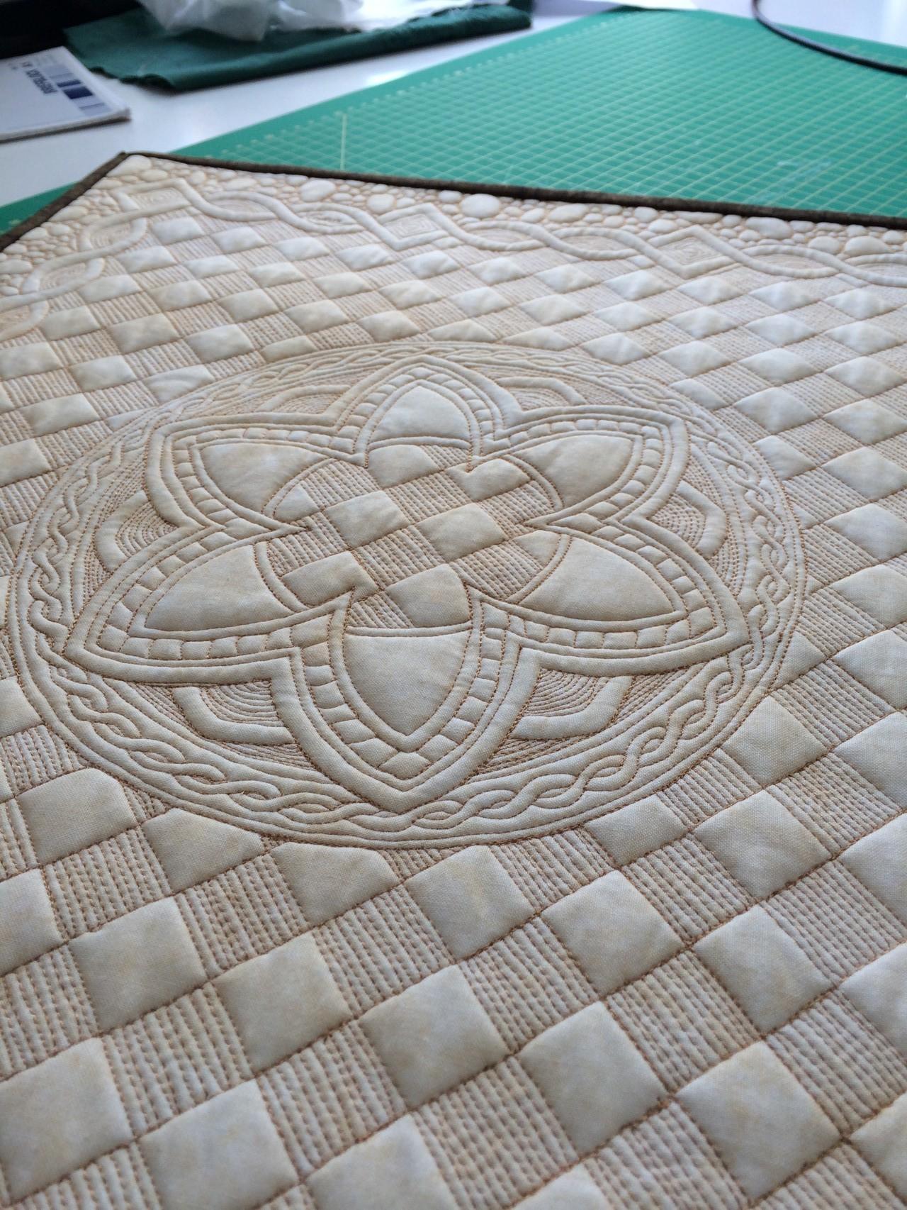 Wholecloth (Ausschitt)