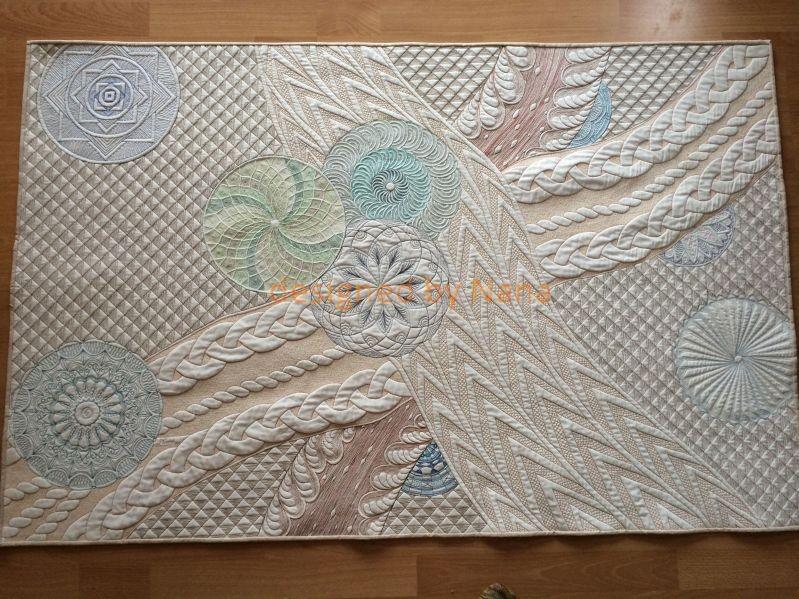 Mandala-Quilt