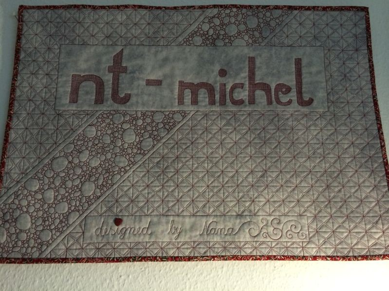Firmenschild nt-Michel