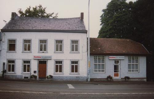 Cafe zum Landgraben um 1980