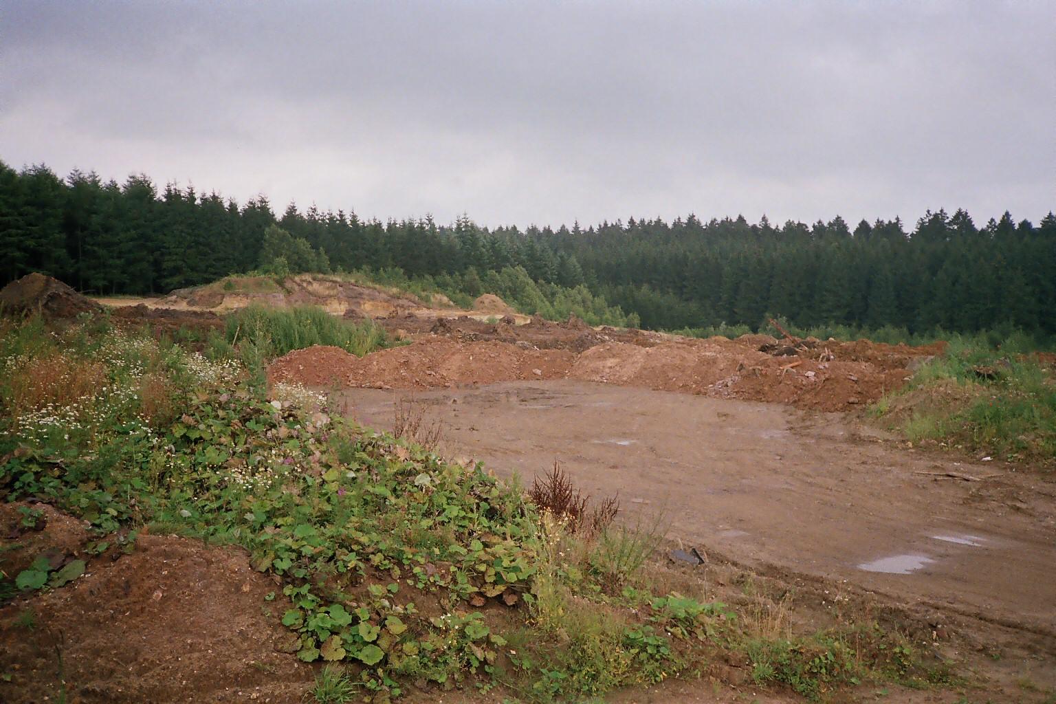 Sandgrube Brennhag