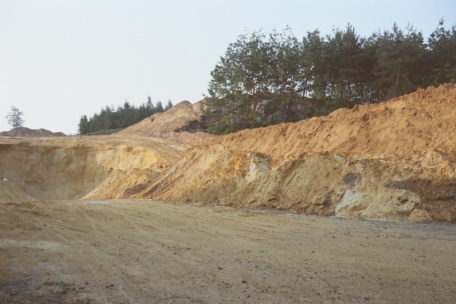 Richtung Landgraben (Norden)